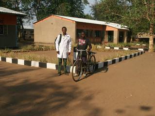 Matula Primary School erste Fortschritte