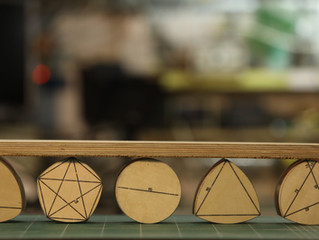 Making Shapes of Constant Width