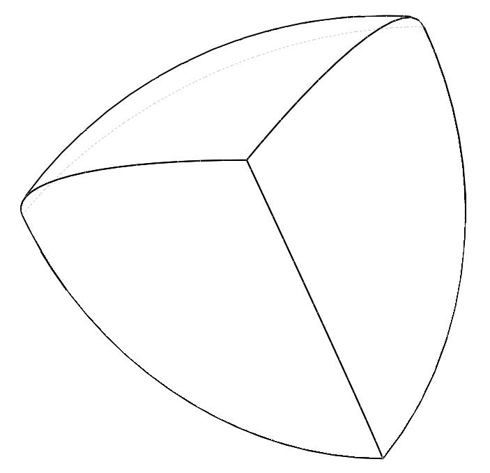 reuleaux tetrahedron meissner tetrahedron