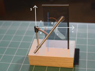 Explaining The Straight Rod through Curved Hole Demo