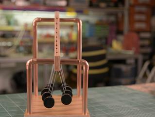 Building a Pendulum Snake