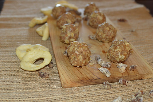 Apple Pie Oat Energy Ballz - Dozen