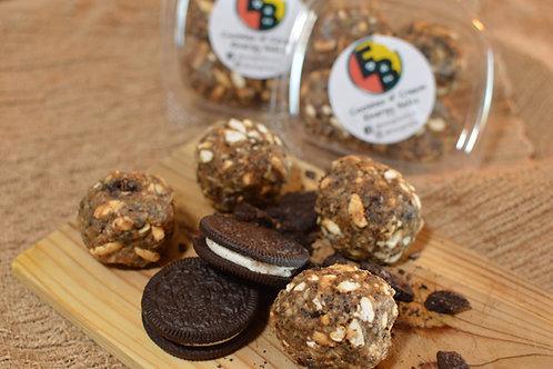 Cookies N' Cream Energy Ballz - Dozen