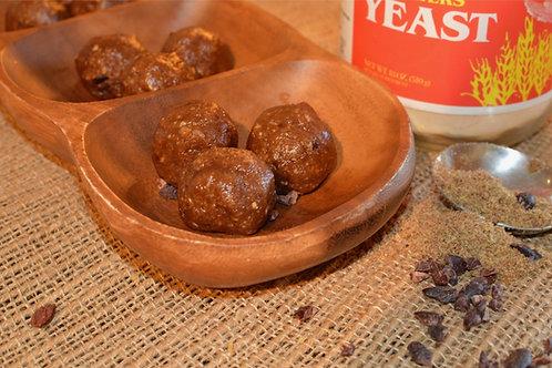Chocolate Cashew & Date Boobie Energy Ballz - Dozen