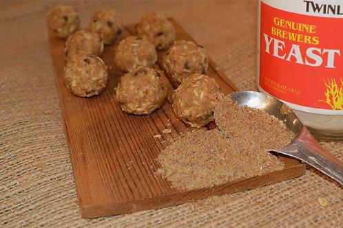 Peanut Butter Boobie Energy Ballz - Dozen