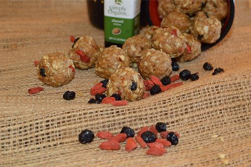 Berry Almond Energy Ballz - Dozen