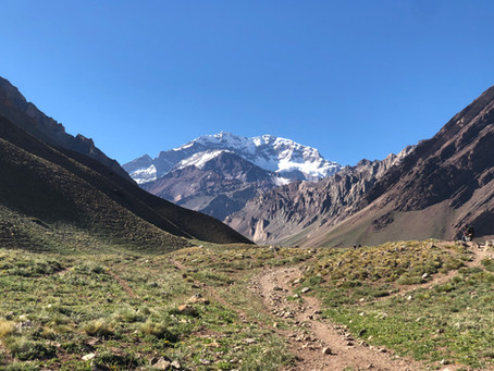 Aconcagua – The Vacas Valley Route In 31 Pictures (Part 1)
