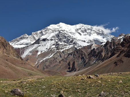 How To Train For Aconcagua PLUS The 6-Month Aconcagua Training Plan
