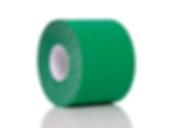 Kinesiology Farbe Grün