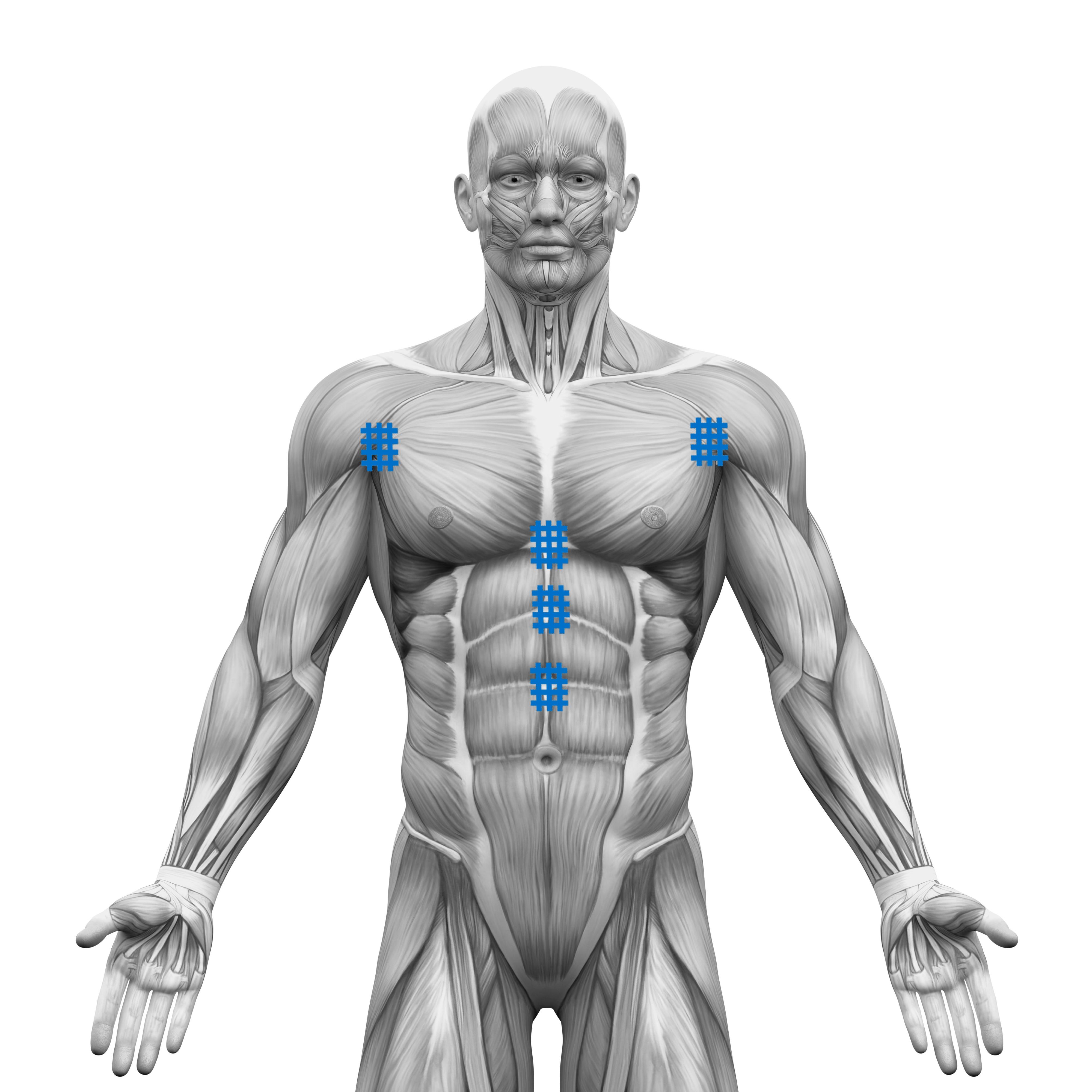 CrossTape Anleitung bei niedriegem Blutdruck