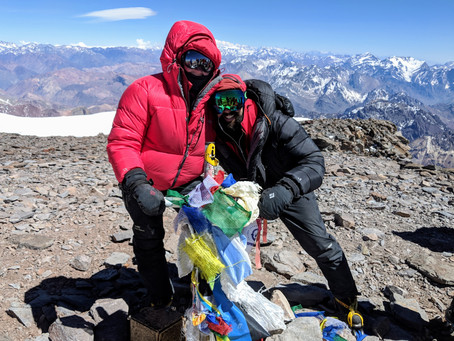 Most Commonly Asked Questions About Climbing Aconcagua