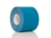 Kinesiology Farbe Blau