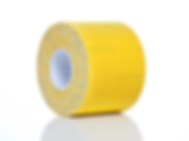 Kinesiology Farbe Gelb