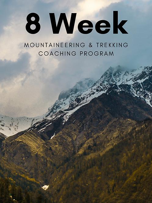 8 Week Mountaineering & Trekking Coaching Program