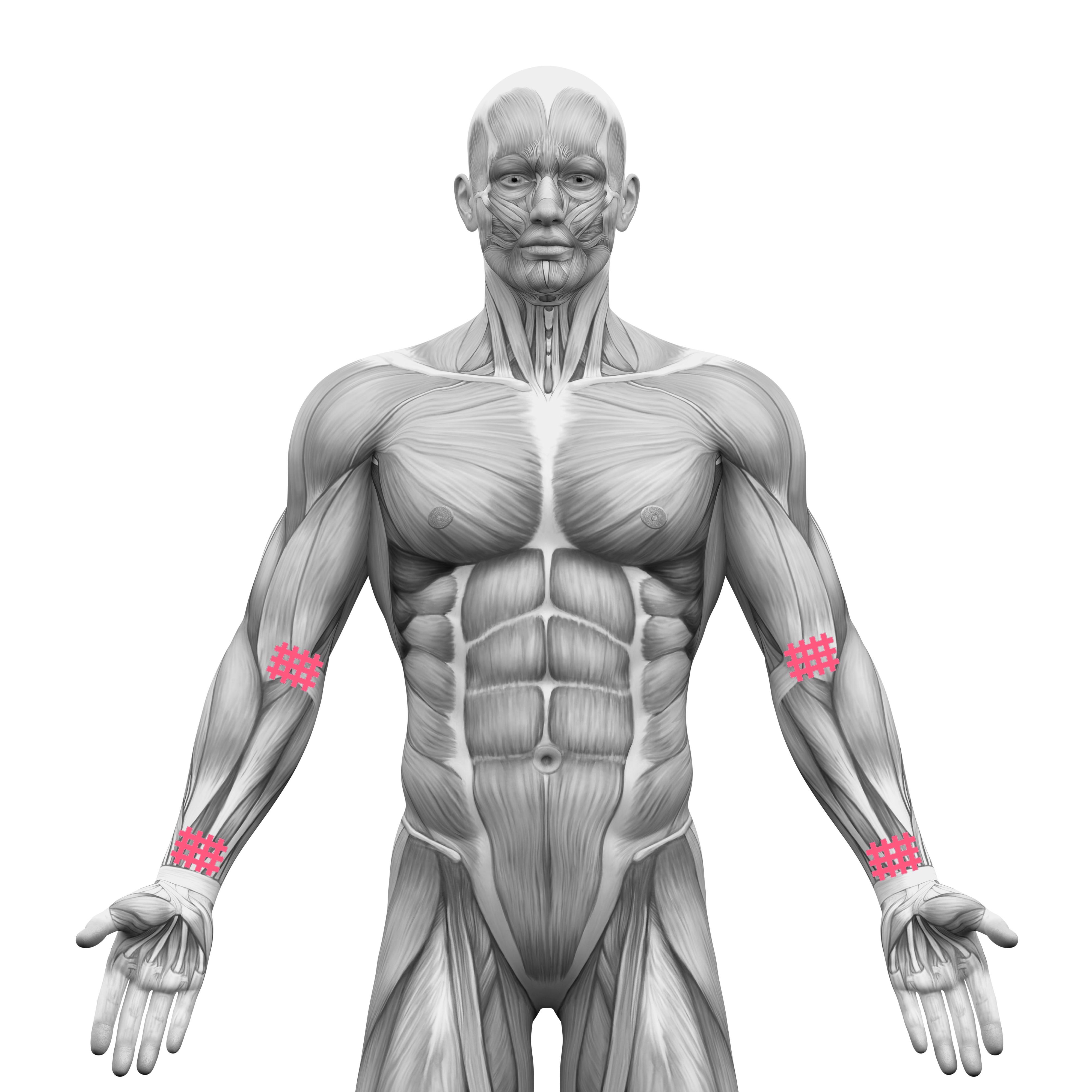 CrossTape Anleitung bei Bauchschmerzen
