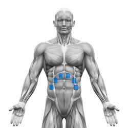 CrossTape Anleitung bei Magenschmerzen