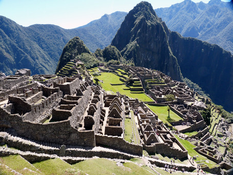 How To Train For The Inca Trail PLUS The 5-Week Inca Trail Training Plan