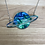 Thumbnail: Acrylic & Glow in the Dark Resin Planet Necklace