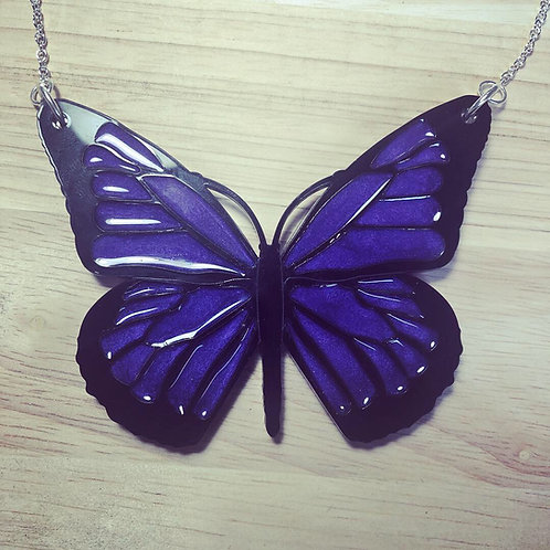 Acrylic and Resin Butterfly