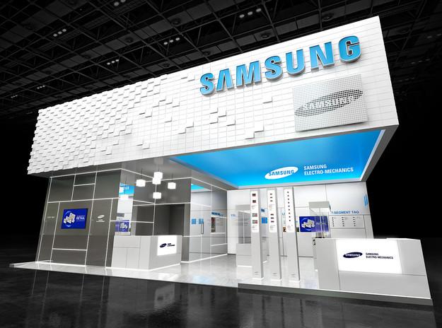 SAMSUNG ELECTRO-MECHANICS EURO CIS 2015