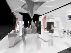 LG BUSINESS SOLUTION INTERSOLAR 2018