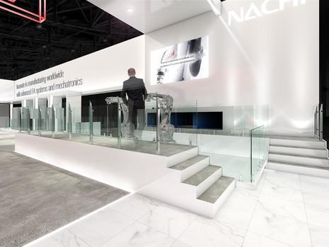 NACHI ROBOTICS SHOW 2018