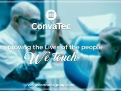 أدارة و تصميم صفحة Convatec العراق
