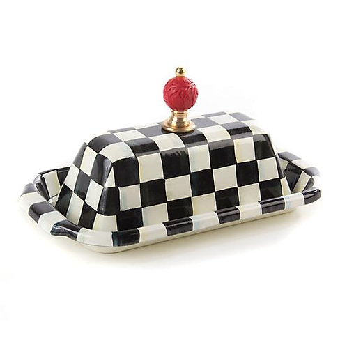 Courtly Check Butter Box