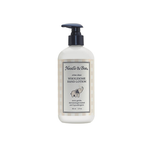 Wholesome Hand Lotion - 12 oz