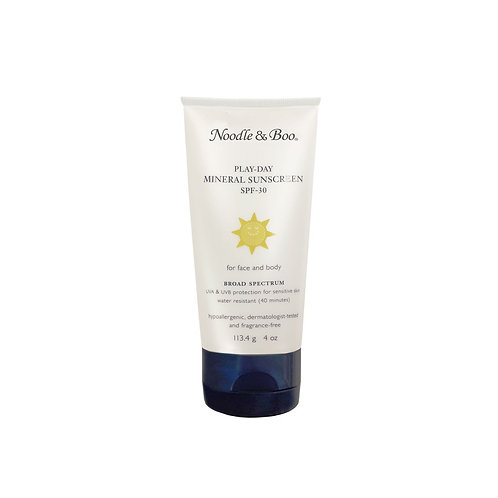Play Day Mineral Sunscreen