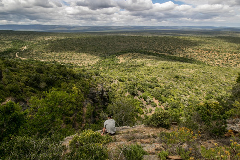 Scenic Views of the Eastern Cape