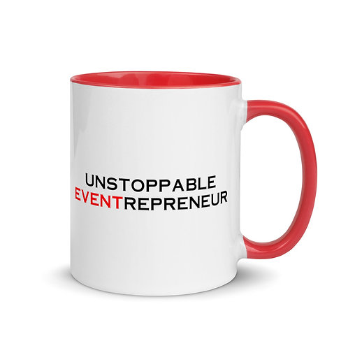 Unstoppable Eventrepreneur Mug