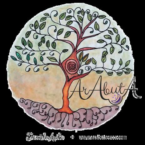 árvore da Vida para Logo - A4