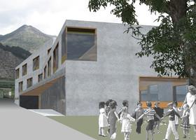 Grundschule und Kindergarten Laas