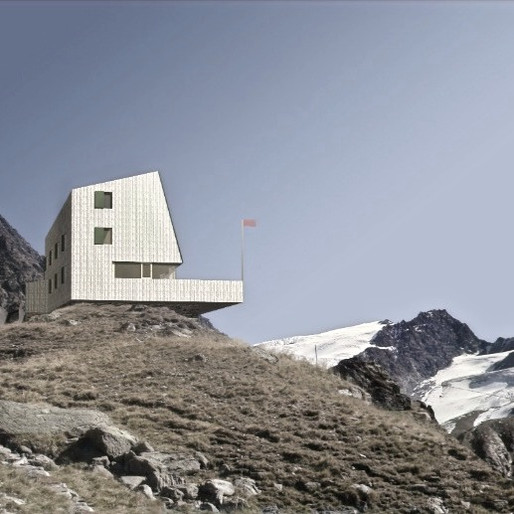 Weißkugelhütte - 2012
