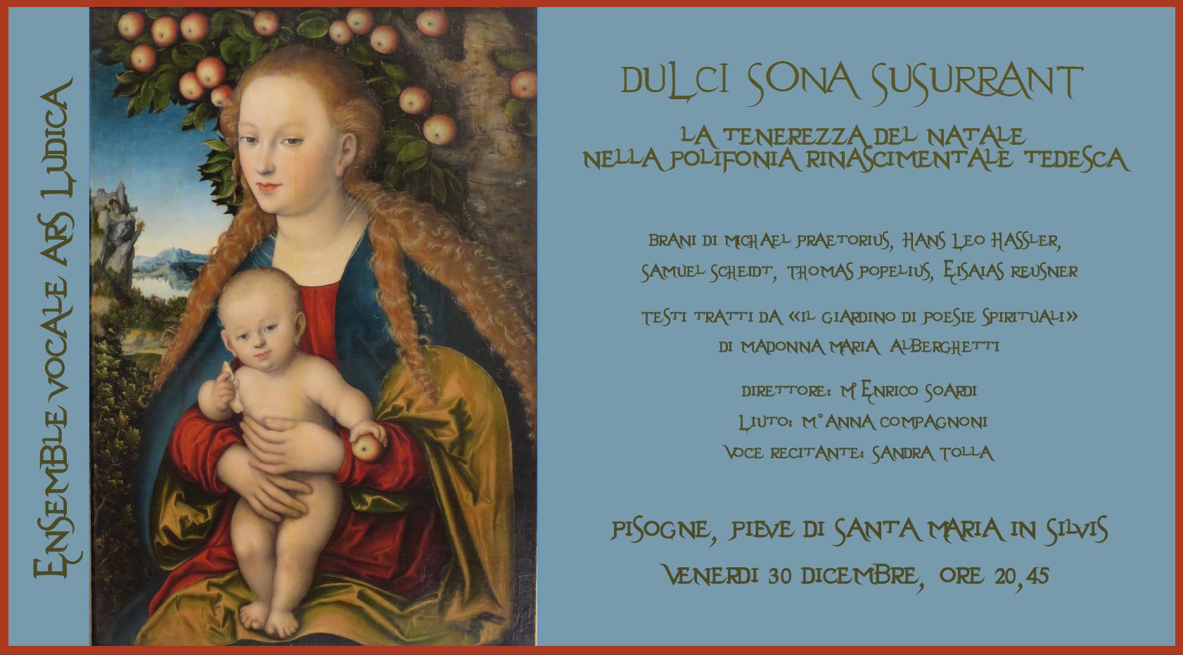 DULCI SONA SUSSURRANT