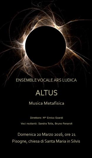 ALTUS, Musica Metafisica