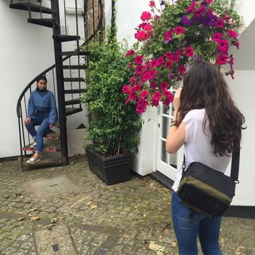 Behind The Scenes: Photoshoot 2016