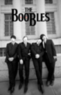 The Boobles B&W