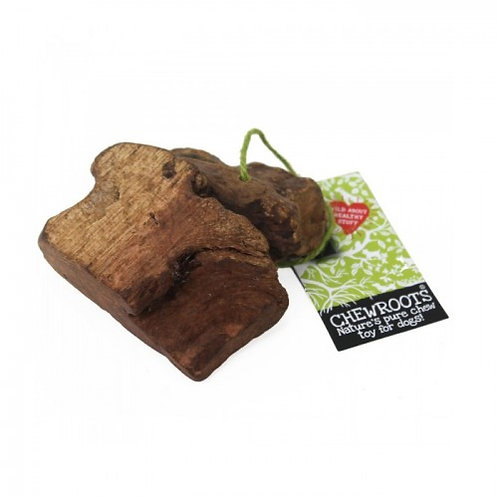 Green & Wilds Natural Dog Chew Roots                              M