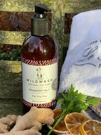 Wildwash Fragrance Pro Shampoo