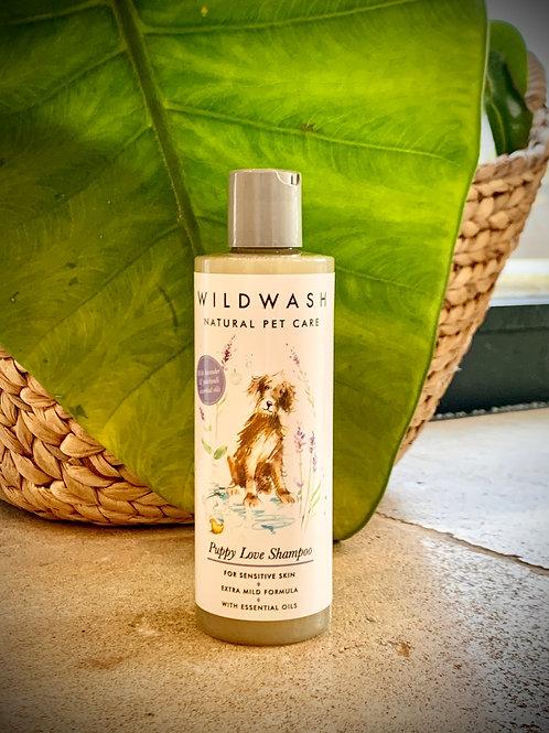 Wildwash Pet Puppy Love Shampoo 250ml
