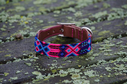 Bo Artisan Dog Collar                                     S