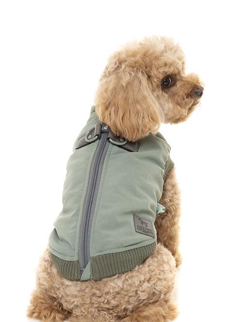 FuzzYard  MacGyver Harness Dog Jacket Sage