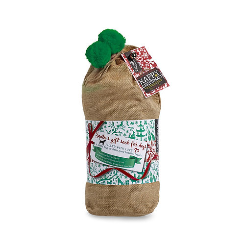 Santa Sack Green & Wilds