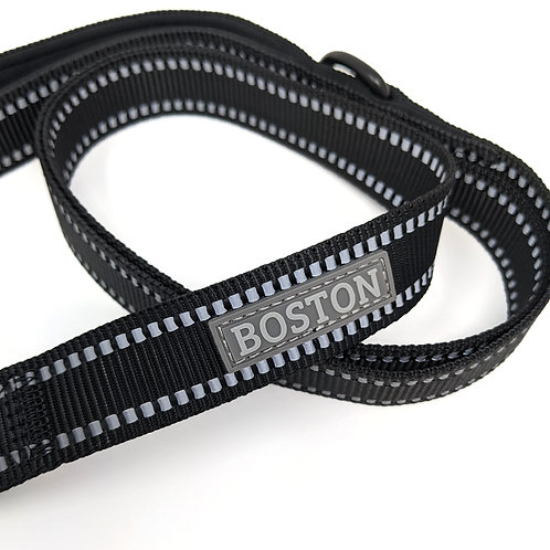 Boston Pet Standard Dog Leash In Black