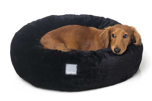 FuzzYard  Eskimo Dog Bed - Black