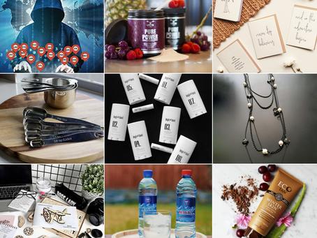 TOP-9 Brands on Persollo platform in June
