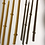 Thumbnail: Asymmetrical Ringed Tall Thin Tapers (Pack de 4)