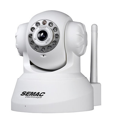 Cámara IP Wifi motorizada de interior - 990510
